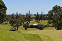 Golf in New Plymouth